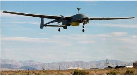 Israeli drone crashes in southernLebanon