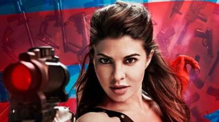 Race 3: Jacqueline Fernandez resumes shoot post injury, thanks fans for their wishes