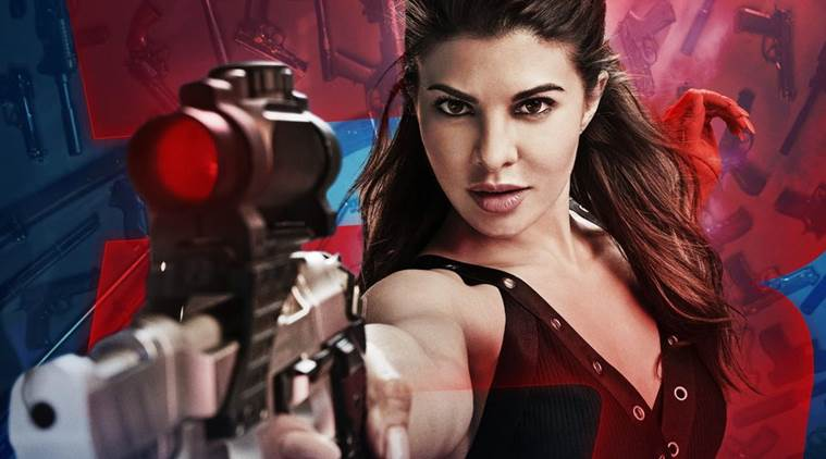 jacqueline fernandez race 3 first look poster