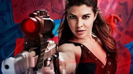 Race 3: Jacqueline Fernandez as Jessica is ready for some action