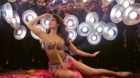Baaghi 2 song Ek Do Teen teaser: Jacqueline Fernandez steps into Madhuri Dixit's shoes