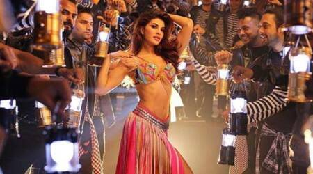 Baaghi 2 song Ek Do Teen: Jacqueline steps into Madhuri's shoes with her sensuous moves