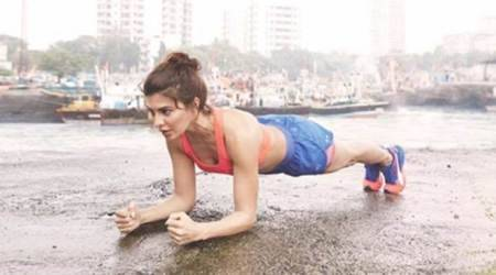 Jacqueline Fernandez learning Mixed Martial Arts to shoot action sequences in Race 3