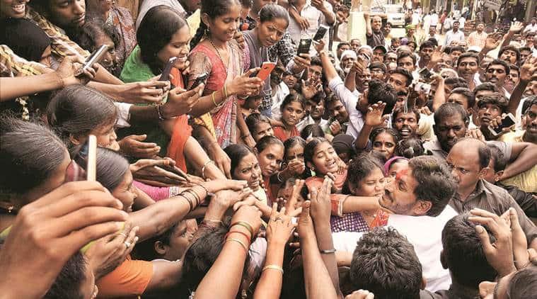 Ravali Jagan, Kavali Jagan' is most watched political