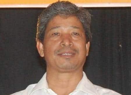 Tripura minister Khagendra Jamatia passesaway