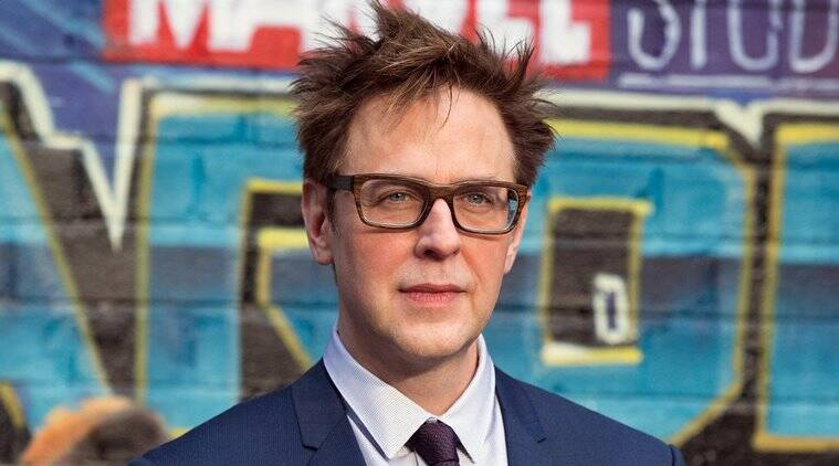 James Gunn will not be re-hired for the next Guardians of the Galaxy
