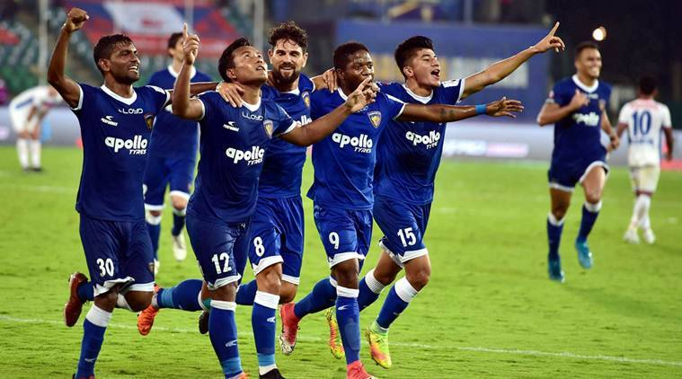 Chennaiyin FC unveils squad for ISL 2018-19, Dhanapal Ganesh to miss first part of season