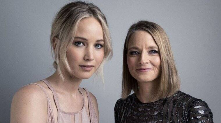 jennifer lawrence and jodie foster