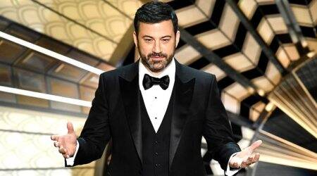 Jimmy Kimmel launches Oscars 2018 as 'a night of positivity'