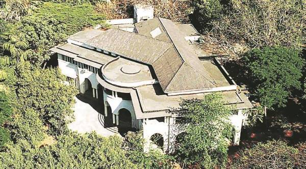 Jinnah House in Malabar Hills.. Ownership