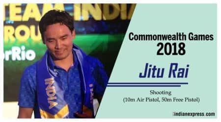 Jitu Rai, Commonwealth Games, 2018 cwg