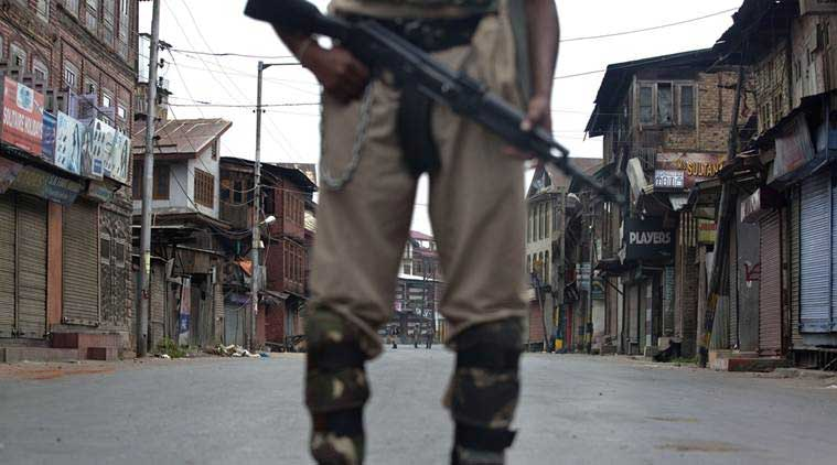 Four militants, five associates arrested in North Kashmir: Police