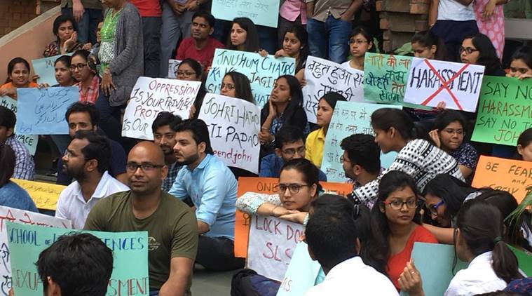 JNU's Eight and their fight for justice