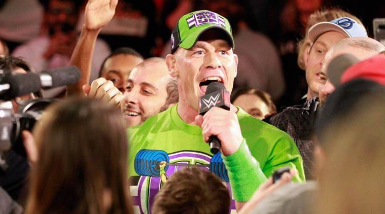 John Cena won't wrestle in WWE event in Saudi Arabia