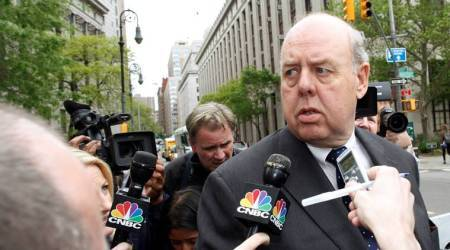 US President Donald Trump's top lawyer for Russia probe John Dowd steps down