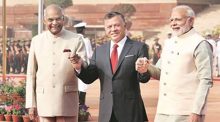 India, Jordan agree to strengthen defence cooperation; sign 12 pacts