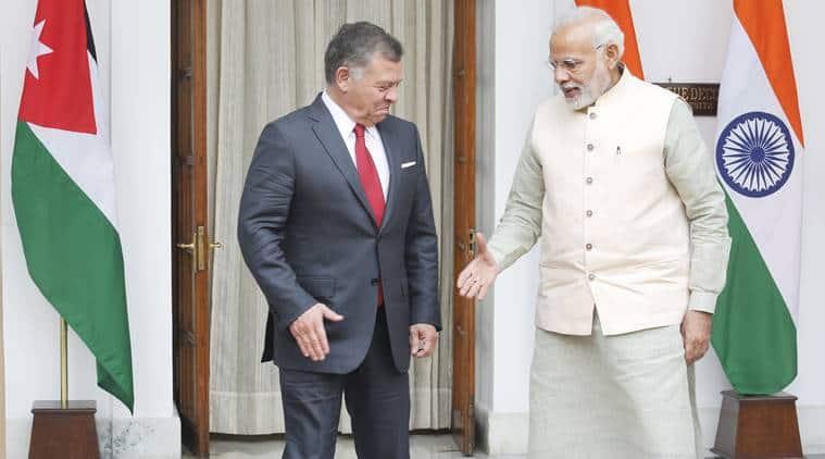 Jordan King listening, PM Narendra Modi says fight is against terror, not any religion