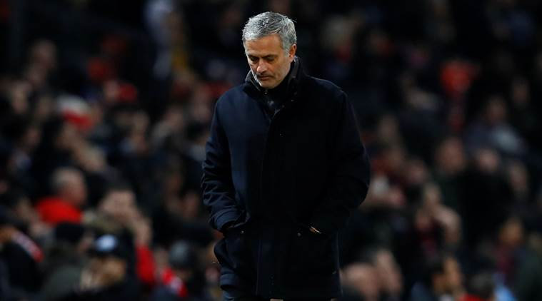 Manchester United lost 2-1 to Sevilla in Champions