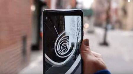 Google's new 'Just a Line' AR app lets you doodle in the air