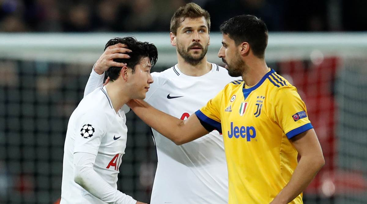 Juventus Serie A Rivals Share Tottenham Hotspur S Frustration Sports News The Indian Express