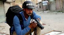 Out on bail, photojournalist Kamran Yousuf says don't want to see jail ever again