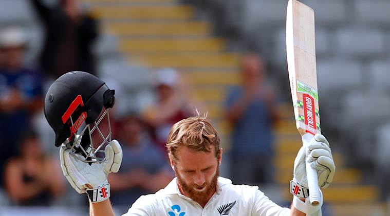 New Zealand are playing first Test against England.