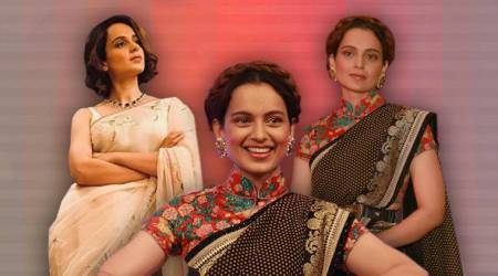 Kangana Ranaut's comfy and chic saris will convince you to go traditional this summer