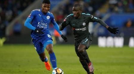 N'golo Kante feels 'at home' with Chelsea