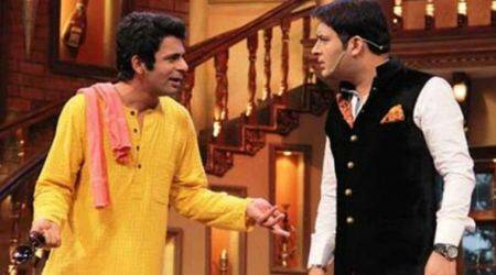 "Kapil Sharma accuses Sunil Grover of lying as the latter says ""did not receive a call for the new show"""