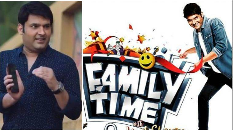 kapil sharma family time