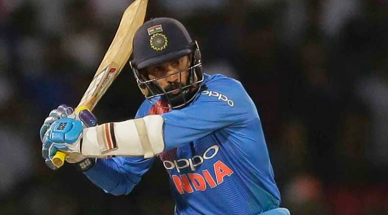 Rohit Sharma did not see Dinesh Karthik's last ball six, here's why
