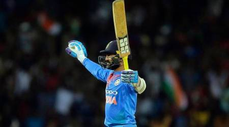 Abhishek Nayar showed me light at end of tunnel, says Dinesh Karthik