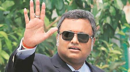 Aircel-Maxis case: ED files chargesheet against Karti Chidambaram