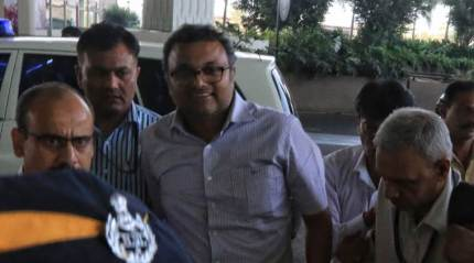 Criminal proceeds generated in Aircel-Maxis case involving Karti: PMLAauthority