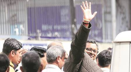 Karti with CBI for 5 days, agency to confront him with papers, co-accused