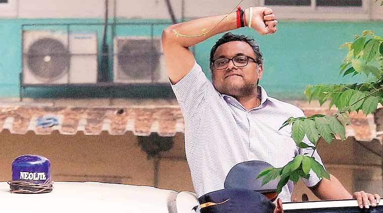 Aircel-Maxis case: Delhi court extends interim protection from arrest to Karti Chidambaram till July 10