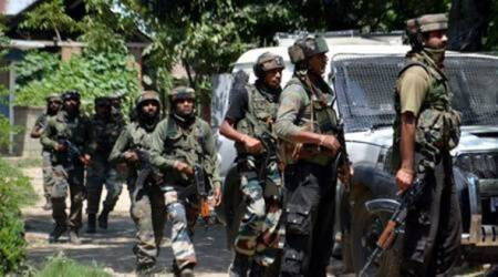 Militant killed in gunfight in Kashmir, woman injured