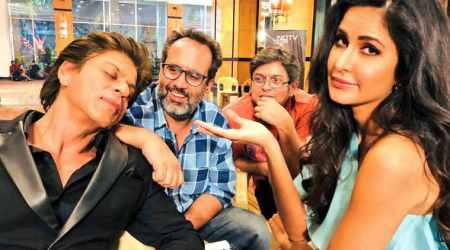 Zero: Katrina Kaif explores her photography talent on set, SRK and Aanand L Rai become her subject