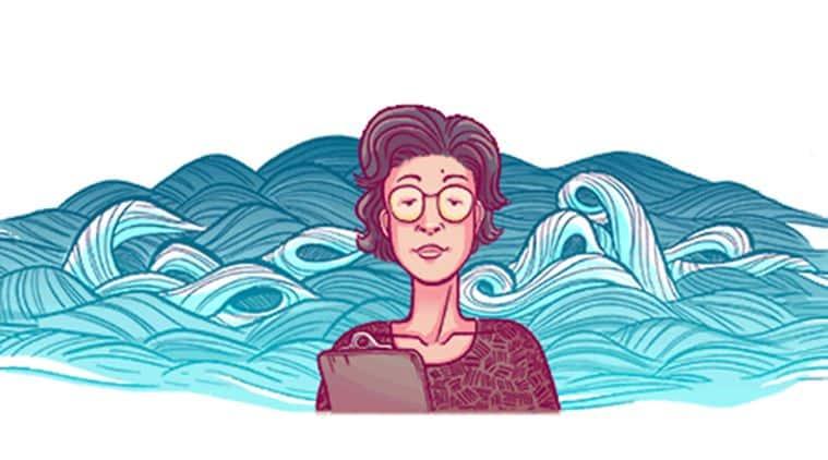 Katsuko Saruhashi, katsuko saruhashi doodle, katsuko saruhashi google doodle, google doodle, today doodle, katsuko saruhashi scientist, katsuko saruhashi birthday, katsuko saruhashi 98th birthday, katsuko saruhashi birth anniversary, trending news updates