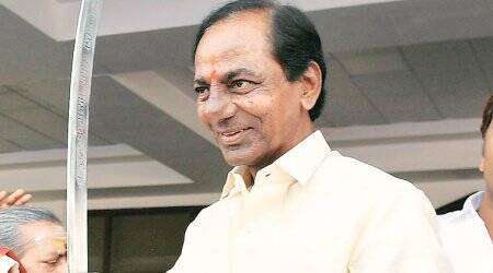 KCR's national pitch and his worries at home