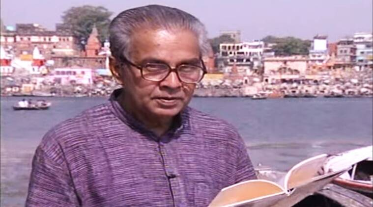 kedarnath singh, kedarnath singh passes away, kedarnath singh Hindi poet, Kedarnath singh death, kedarnath singh died, kedarnath singh life, kedarnath singh awards, kedarnath singh sahita akademi award, Indian Express, Indian Express News