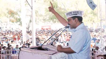 Arvind Kejriwal to hold training session for Haryana AAP workers today