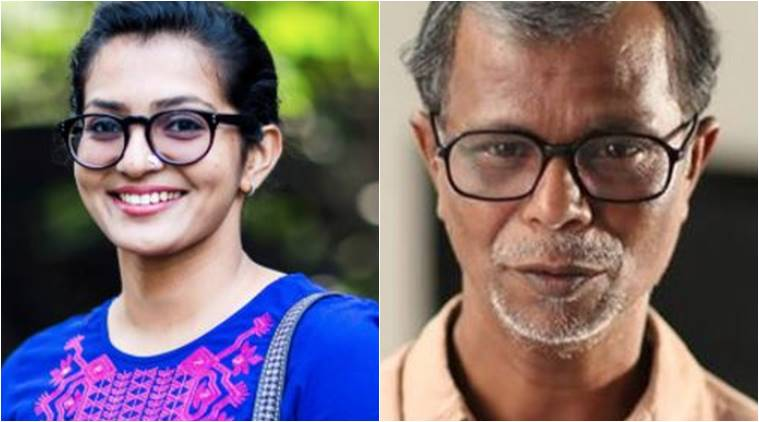 Kerala State Film Awards 2017: Indrans, Parvathy adjudged as best actors