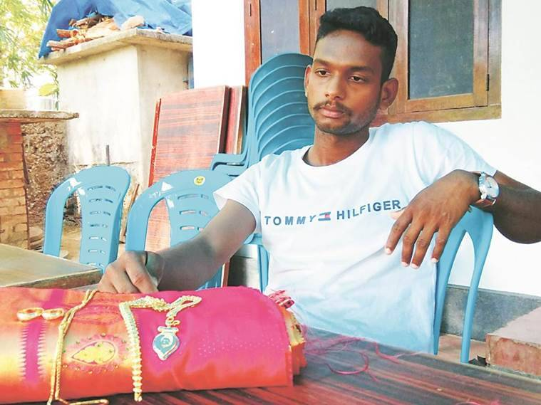 kerala honour killing, dalit groom, bride murdered, athira, inter caste marriage, indian express