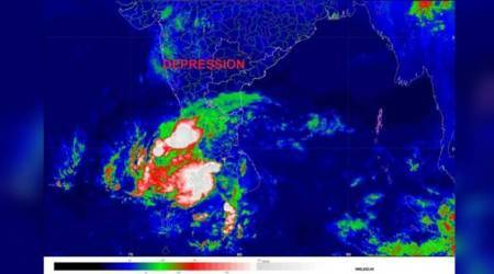 Kerala on alert after warning of depression over Arabian Sea
