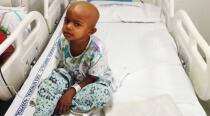 My 4-year-old daughter needs a bone marrow transplant. Please support a helpless father