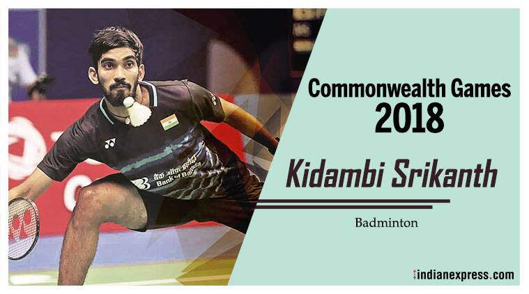 Kidambi Srikanth can well better his 2014 Commonwealth Games showing