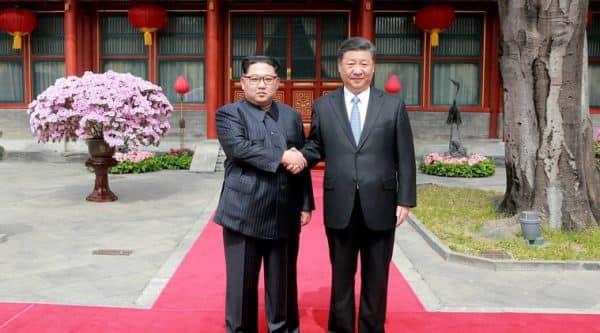 Donald Trump says Xi Jinping told him meeting with North Korea's Kim Jong-Un went well