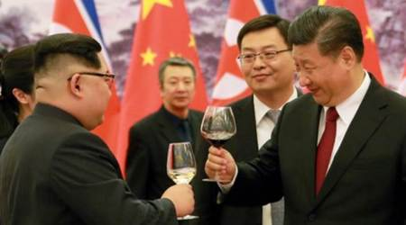 The secret rendezvous: When Kim Jong Un and Xi Jinping met