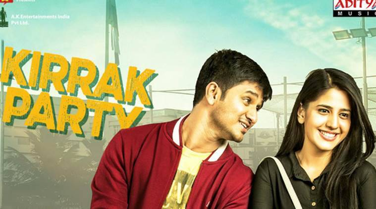 Kirrak Party movie review
